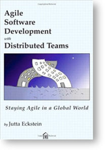 Agile Software Development in Distributed Teams