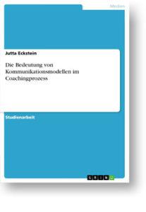 Studienarbeit Jutta Eckstein